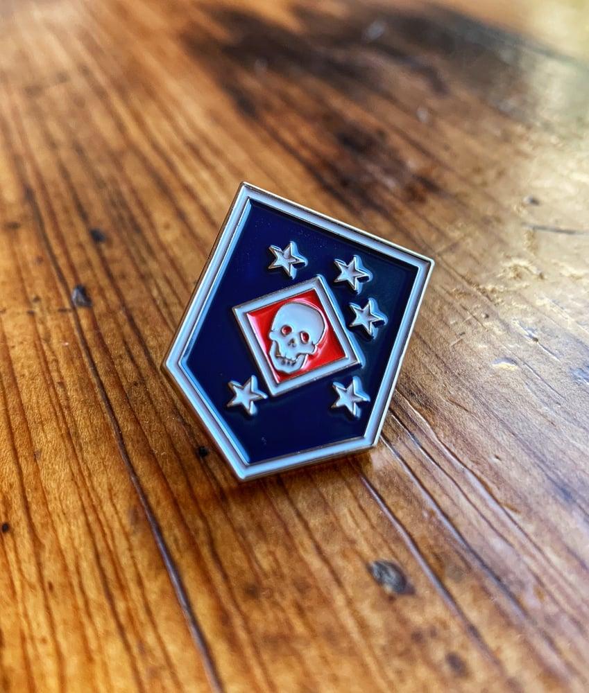 Image of Raider Lapel Pin