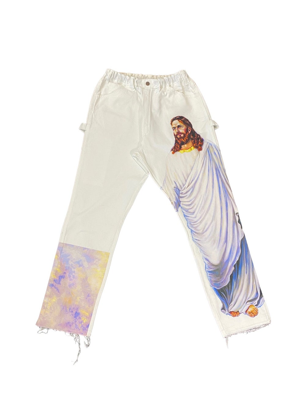 Reworked pants