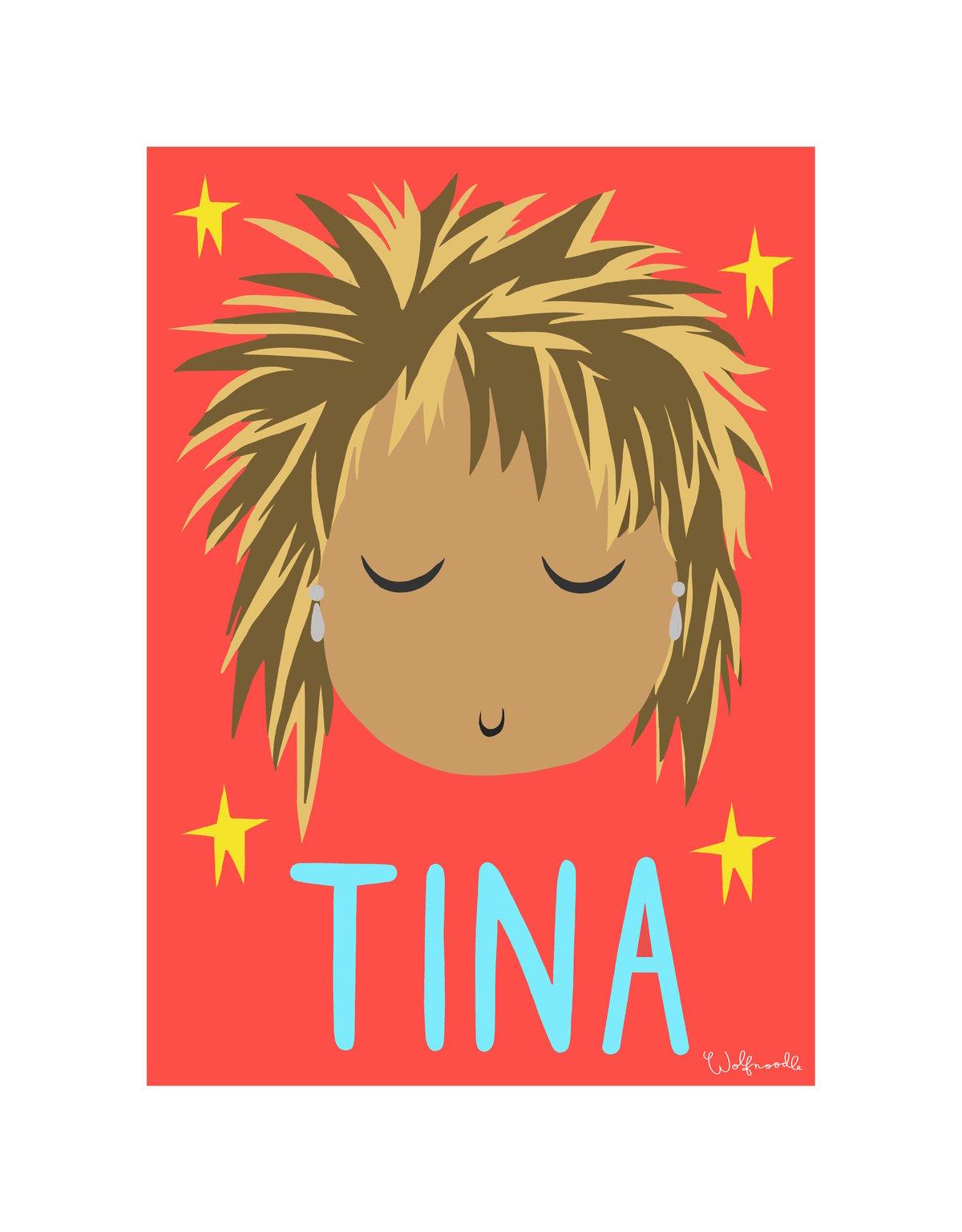 Image of TINA