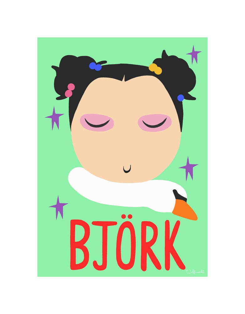 Image of BJÖRK