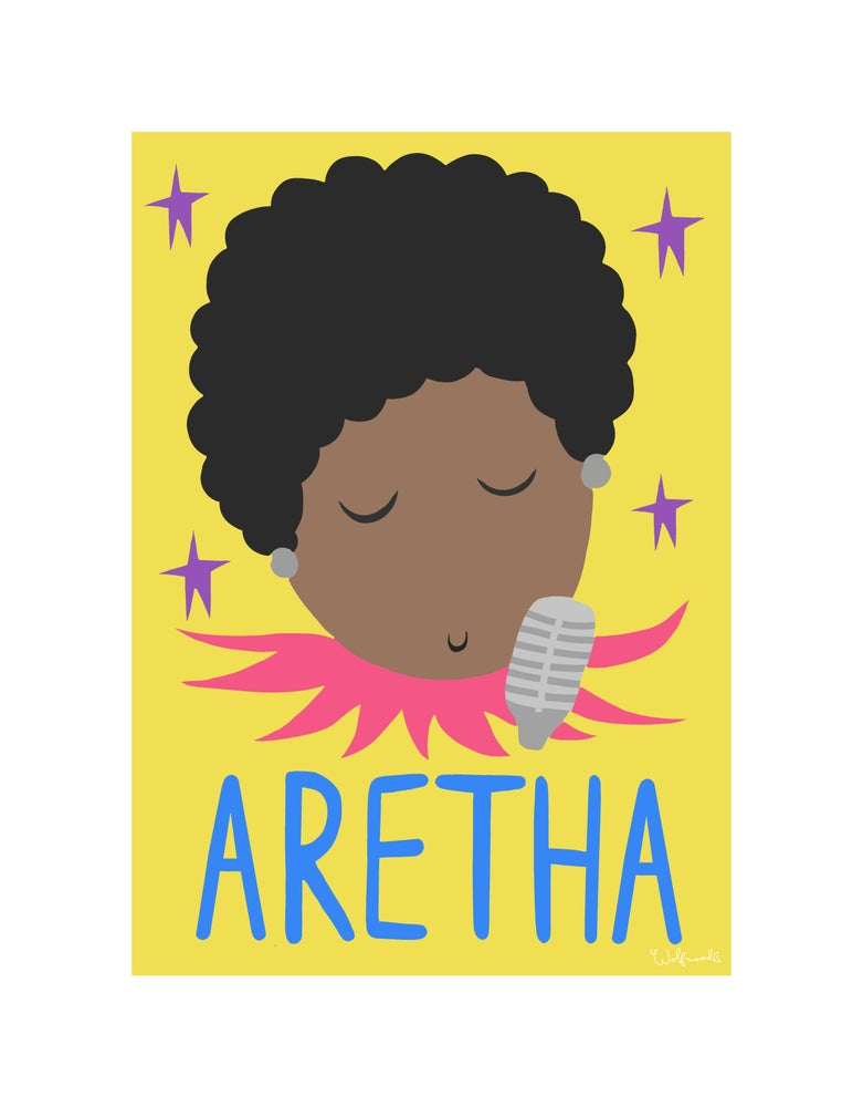 Image of ARETHA