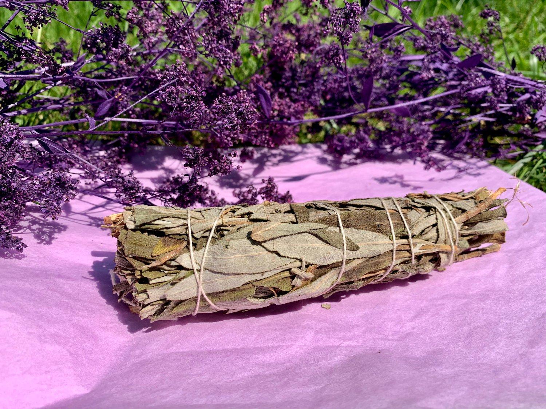 Lavender Smoke Cleansing Stick