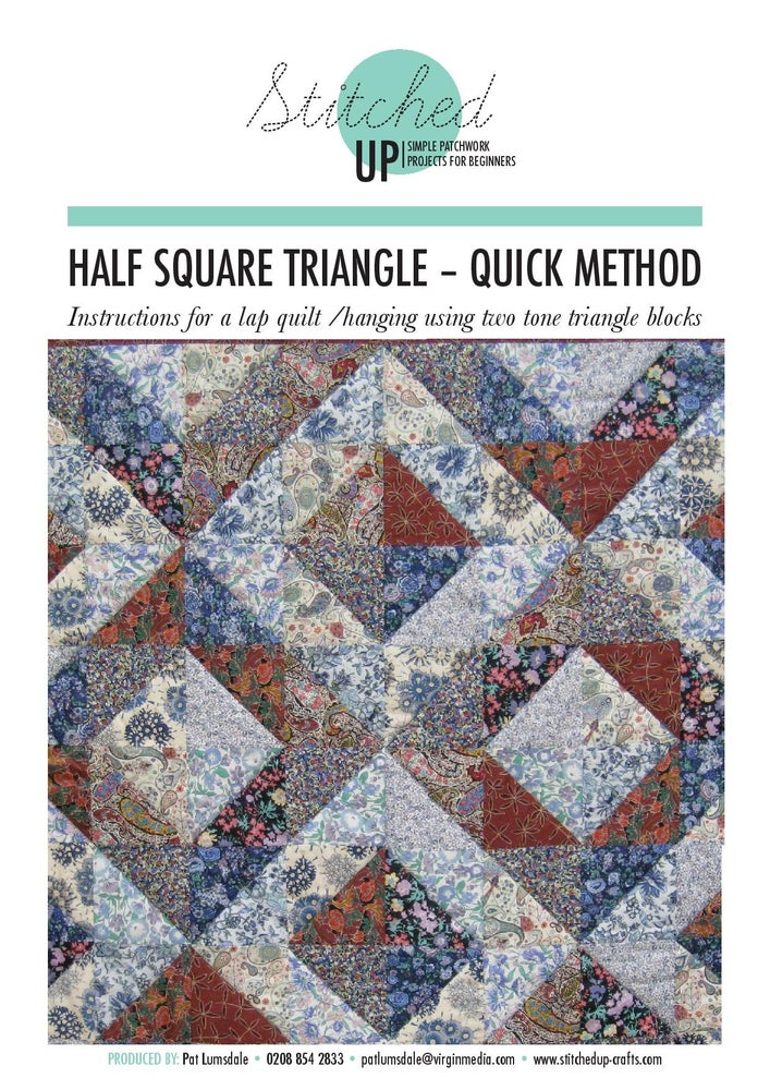Image of HALF SQUARE TRIANGLE
