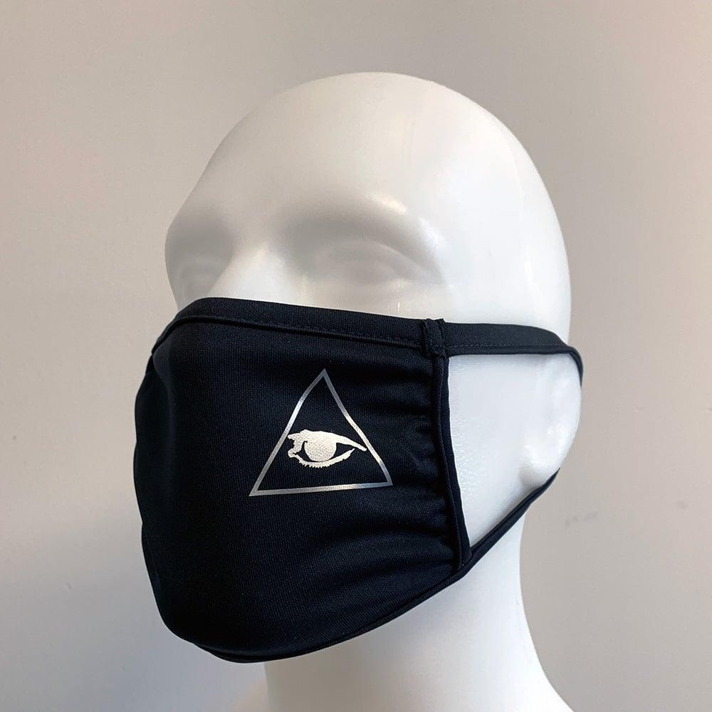 Image of Fashion Masonic Face Mask 3-pack