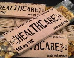 The Healthcare Bar - 100mg
