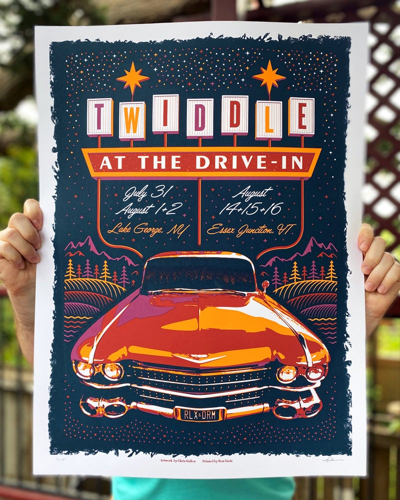 Image of Twiddle - Drive-In 2020