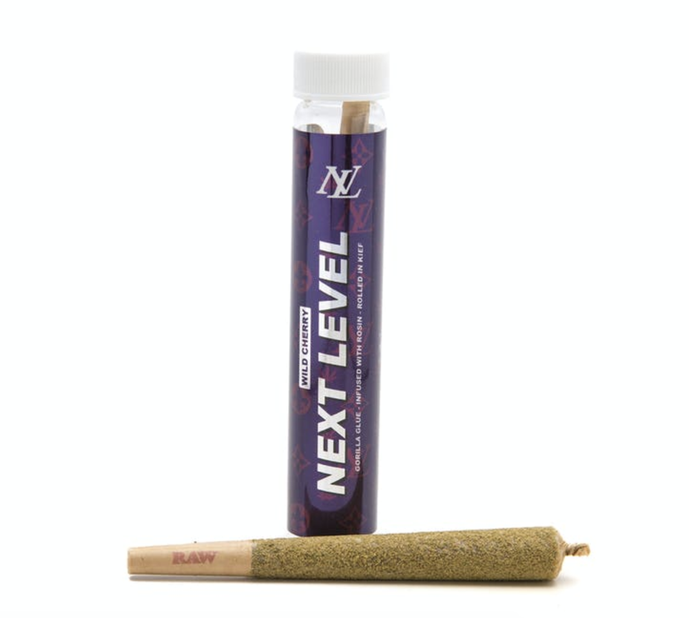 Image of Next Level Wild Cherry Premium Cone