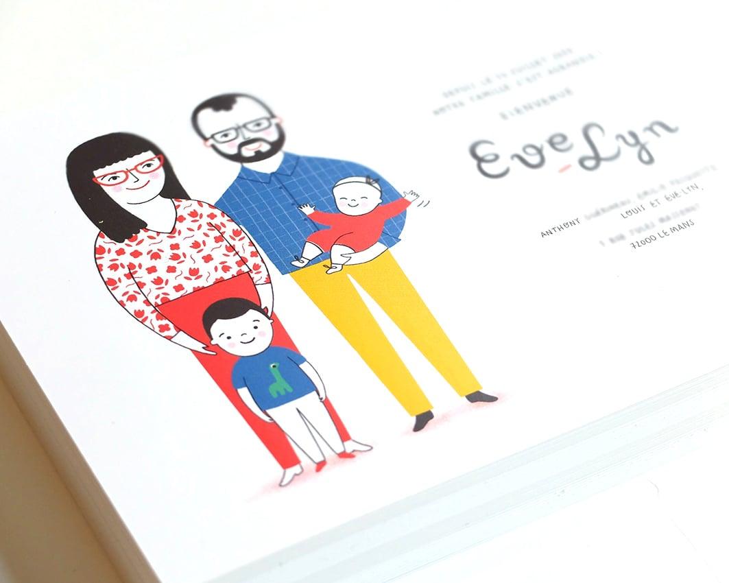 Image of Portrait de Famille sur-mesure