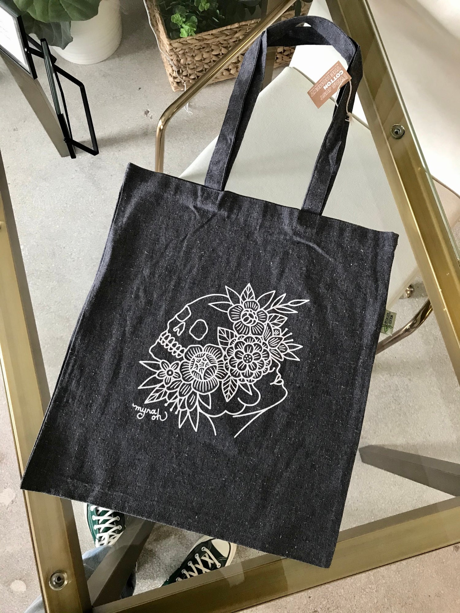 Image of Recycled Cotton Tote