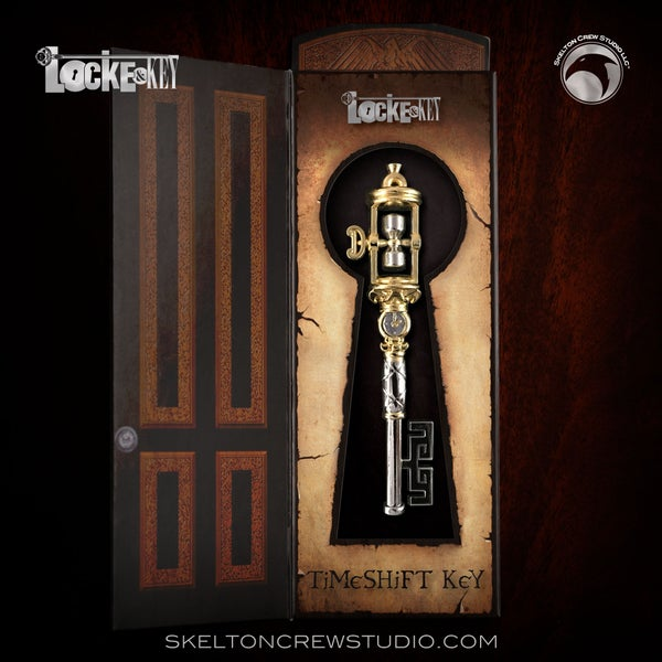 Image of Locke & Key: Timeshift Key!