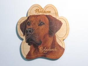 Image of Rhodesian Ridgeback Magnet