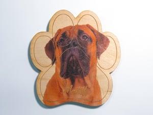 Image of Mastiff Magnet