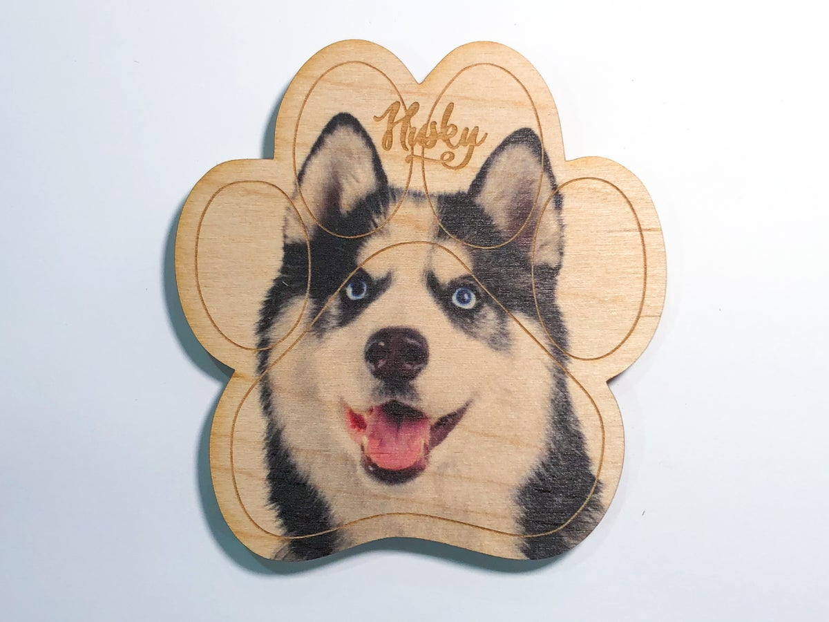 Image of Huskey Magnet