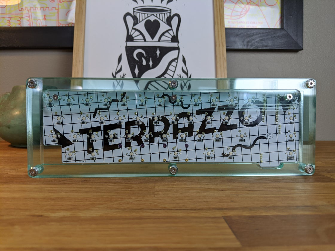 Image of Terrazzo Staggered (Group Buy)