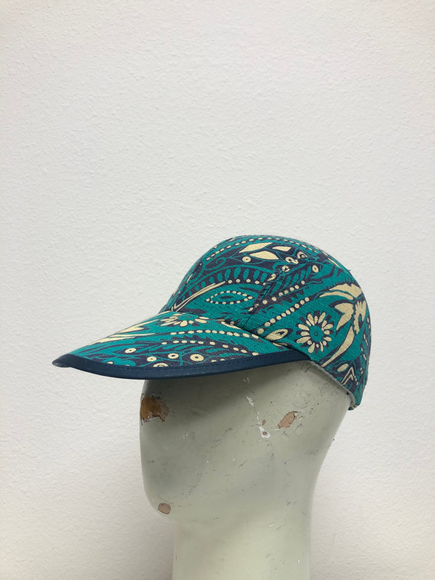 Image of Men's 90s Patagonia 5 Panel Vintage Hat M