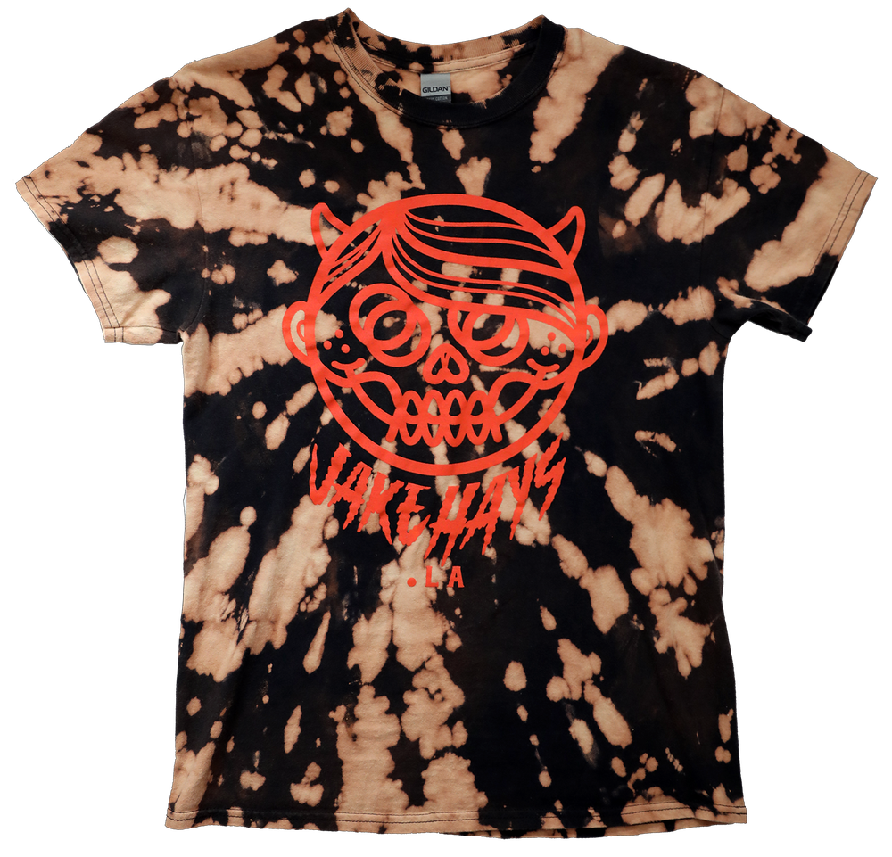 "Image of *NEW* TIE-DYE ""DEVILBOY"""