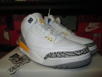 "Air Jordan III (3) Retro ""Laser Orange"" WMNS - areaGS - KIDS SIZE ONLY"