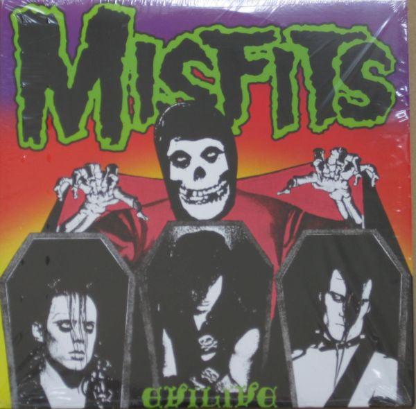"""Image of MISFITS - """"Evil Live"""" LP"""