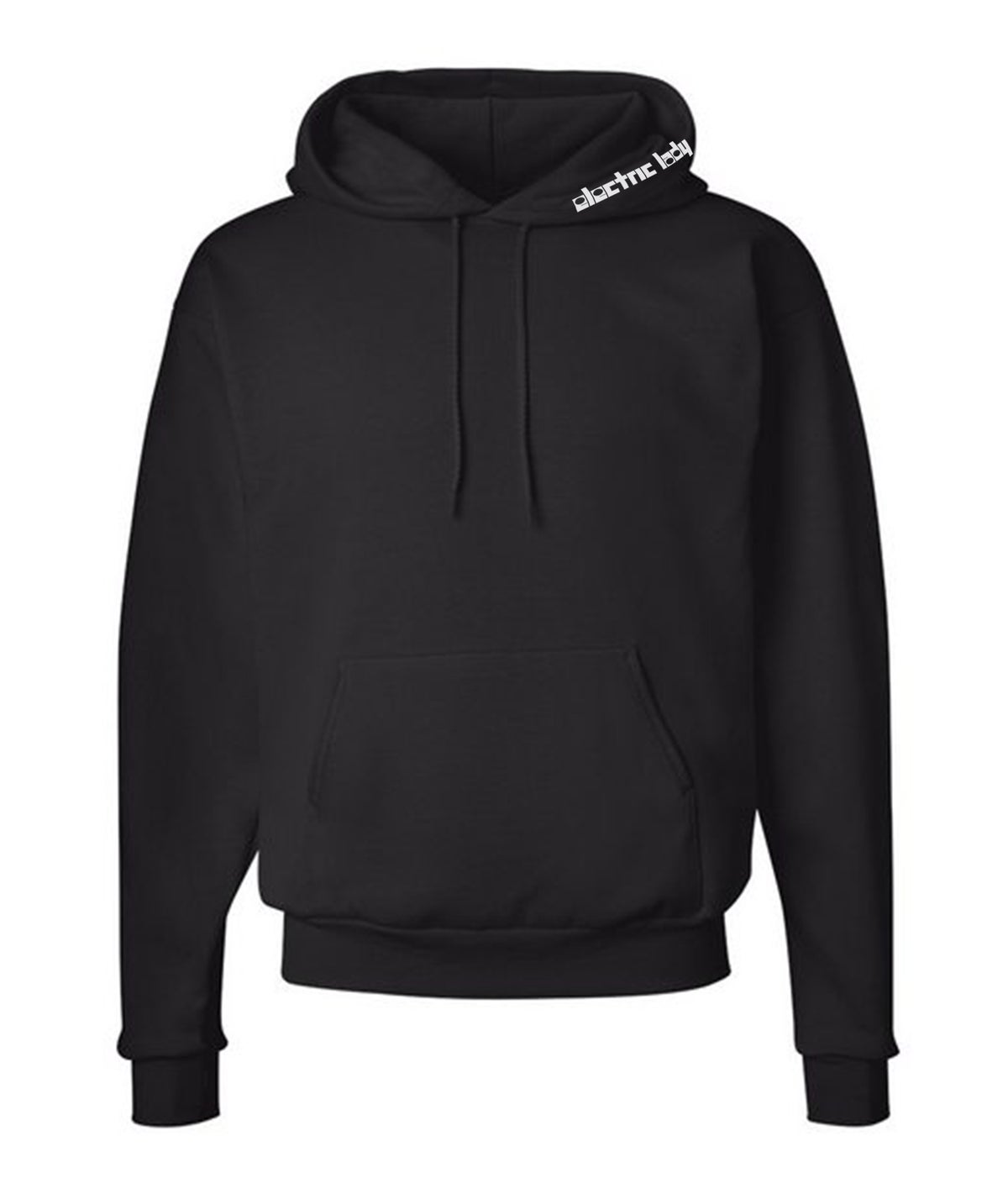 Image of Black Logo Hoodie - ELS 50th Anniversary Collection