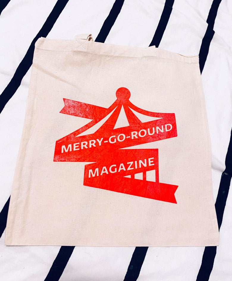 Image of Merry-Go-Round Tote Bag