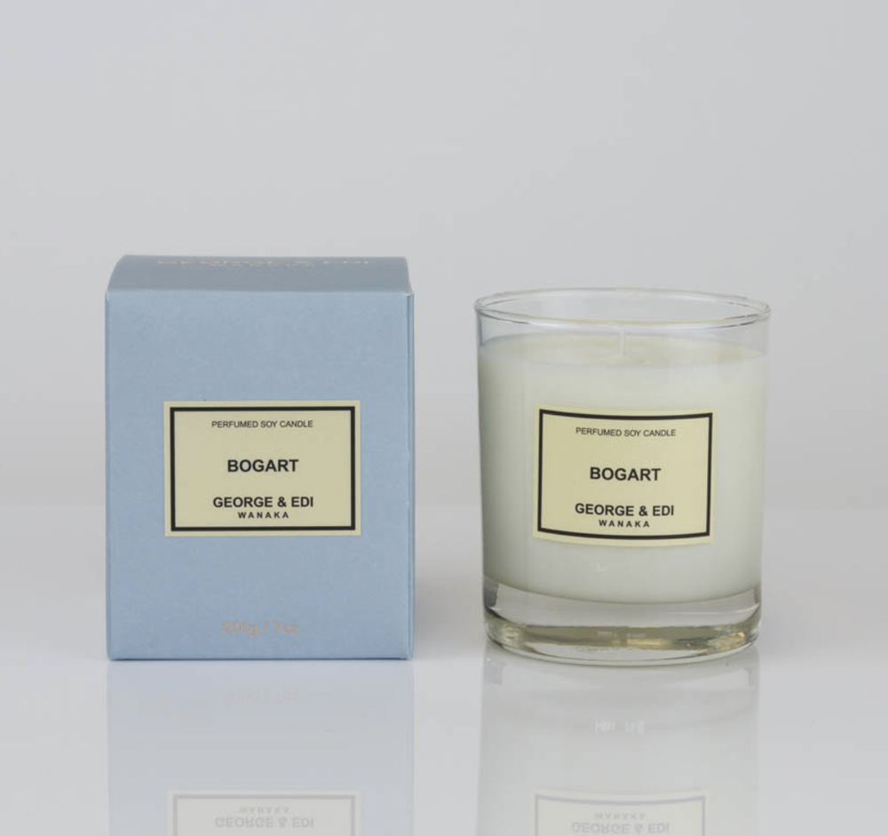 Image of Bogart Candle by George & Edi