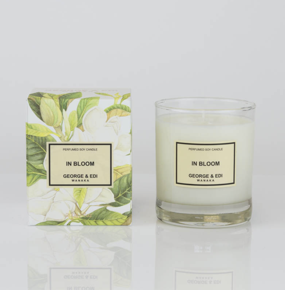 Image of IN BLOOM Candle by George & Edi