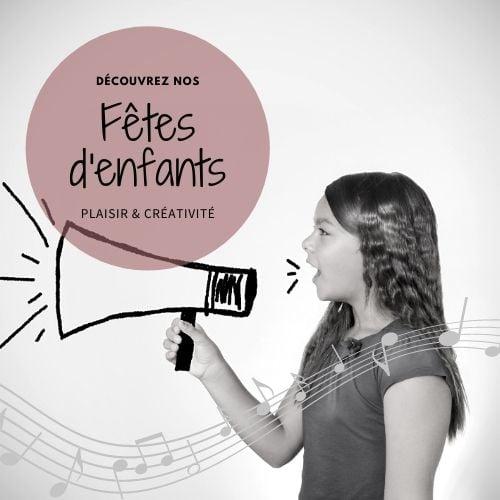 Image of Fête d'enfant