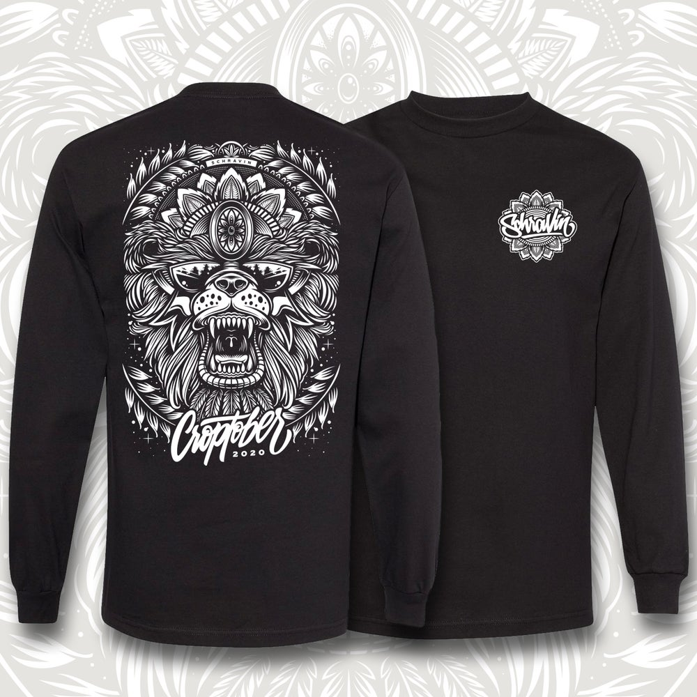 Image of Croptober 2020 Long Sleeve  (PRE-ORDER)