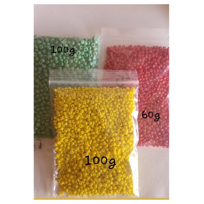 Image of Glass Seed Beads