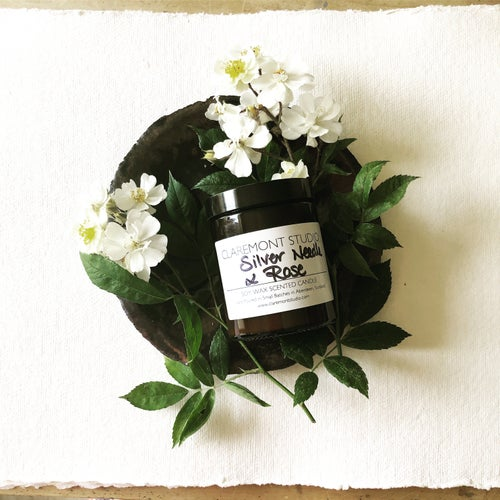 Image of Secret Garden Collection - Apothecary Jar Soy Wax Scented Candles