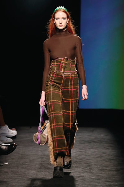 Image of TARTAN MEETS  HAIRSPRAY