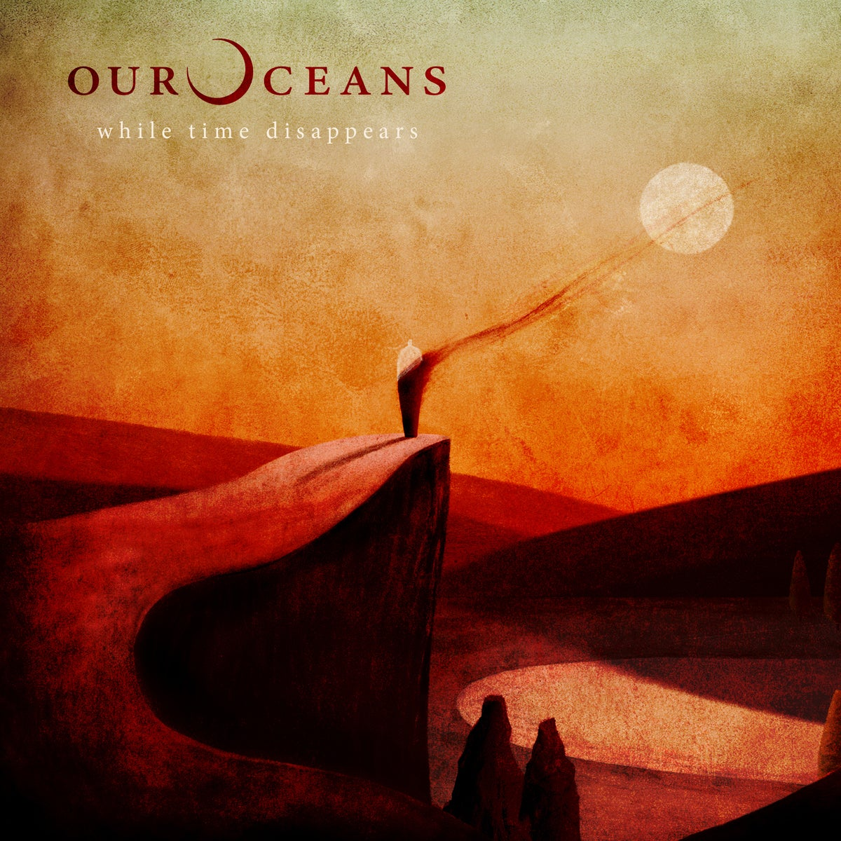 "Image of Our Oceans ""While Time Disappears"" CD"