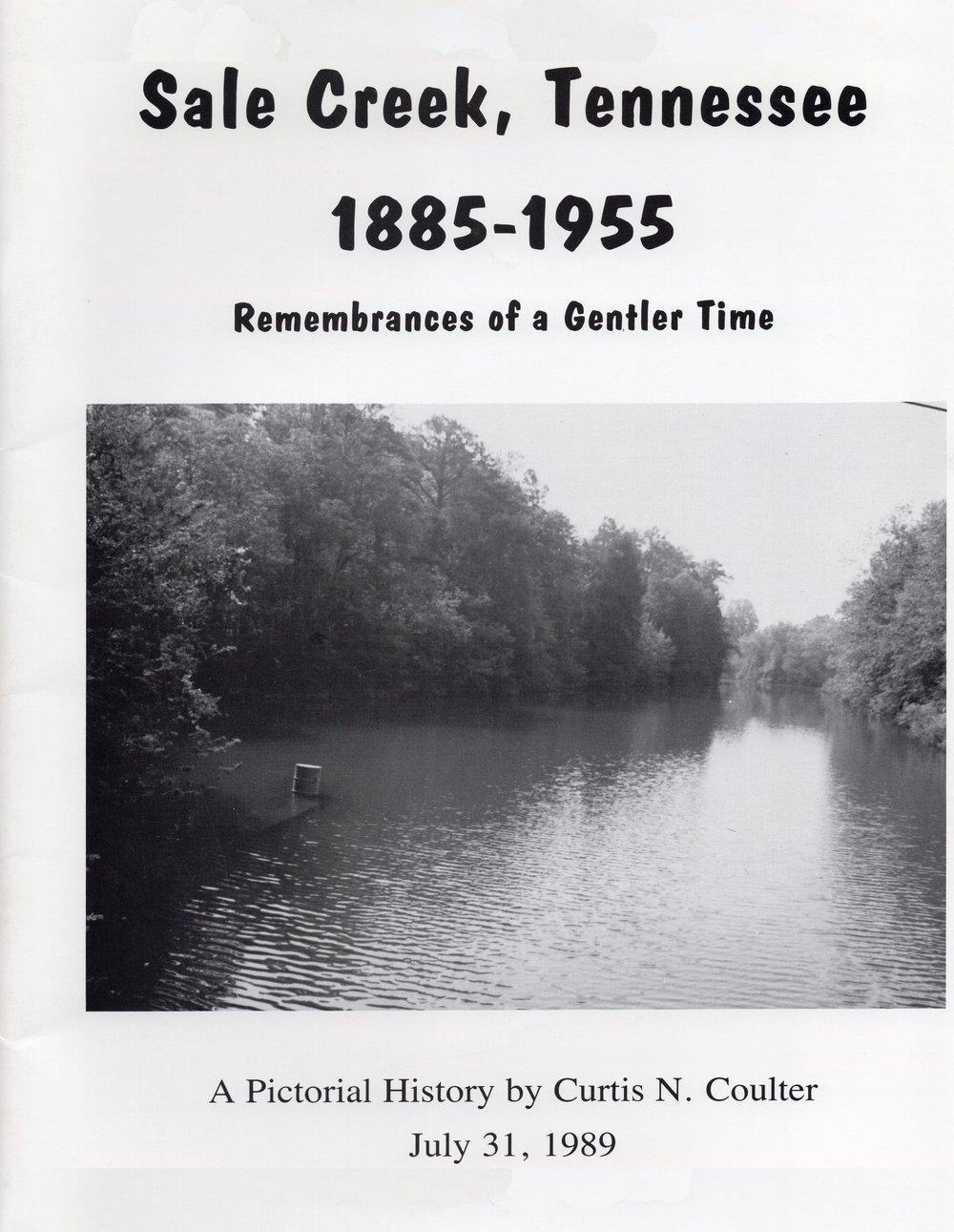 Sale Creek, Tennessee 1885-1955