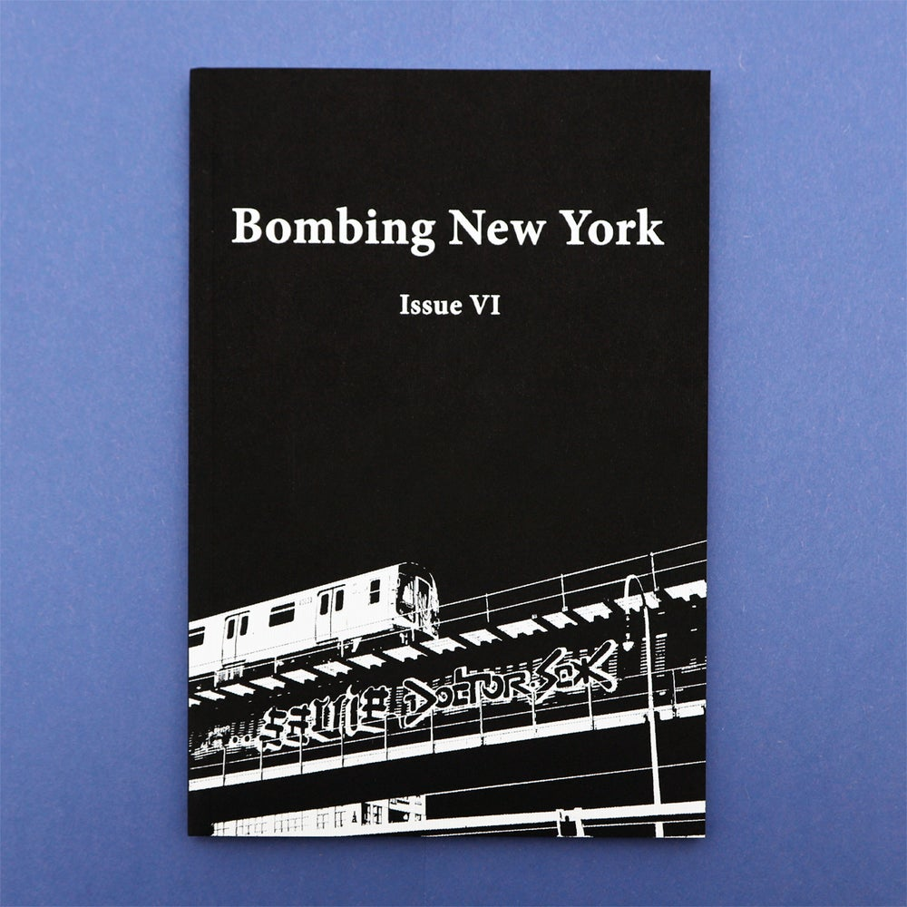 Image of Bombing New York Issue VI