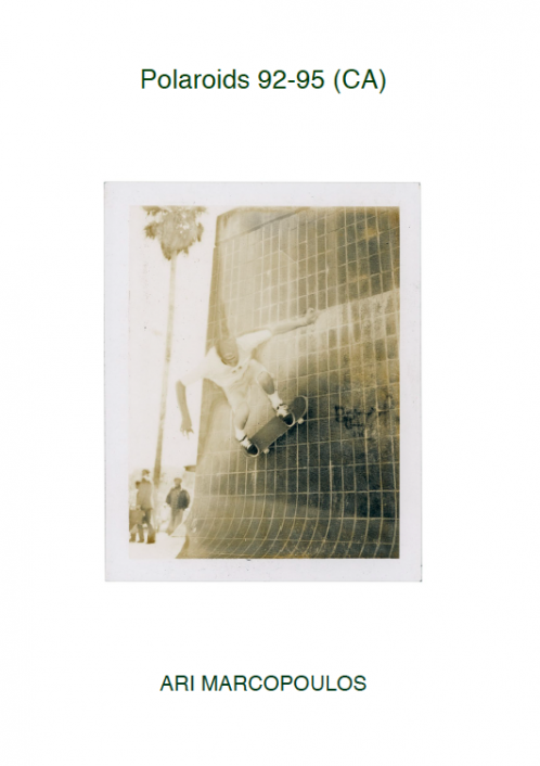 Image of Polaroids 92-95 (CA) by Ari Marcopoulos