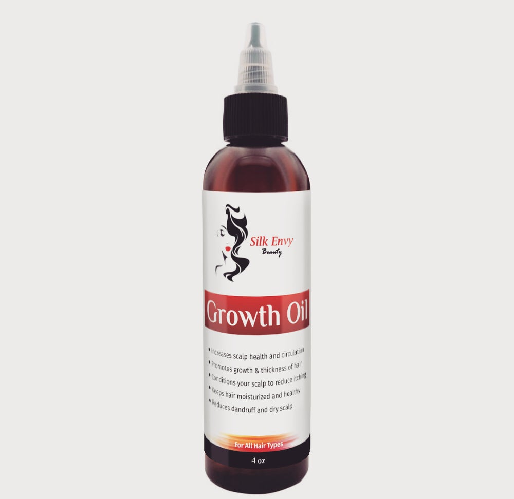Image of Growth Oil