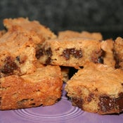 Image of Chocolate Chip Blondies