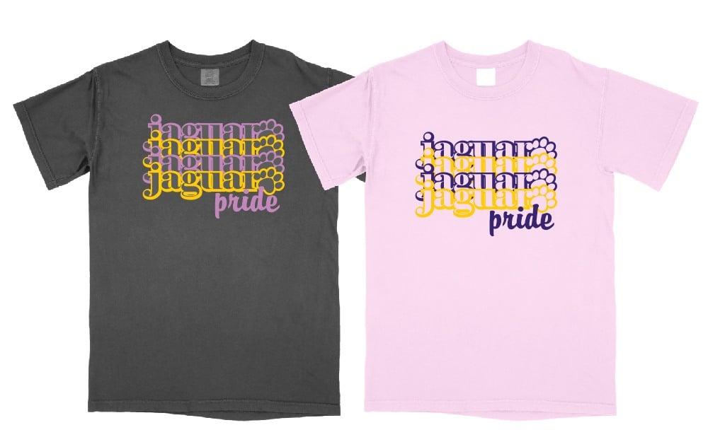 """Image of Desoto Central """"Jaguars Pride"""" Shirt"""