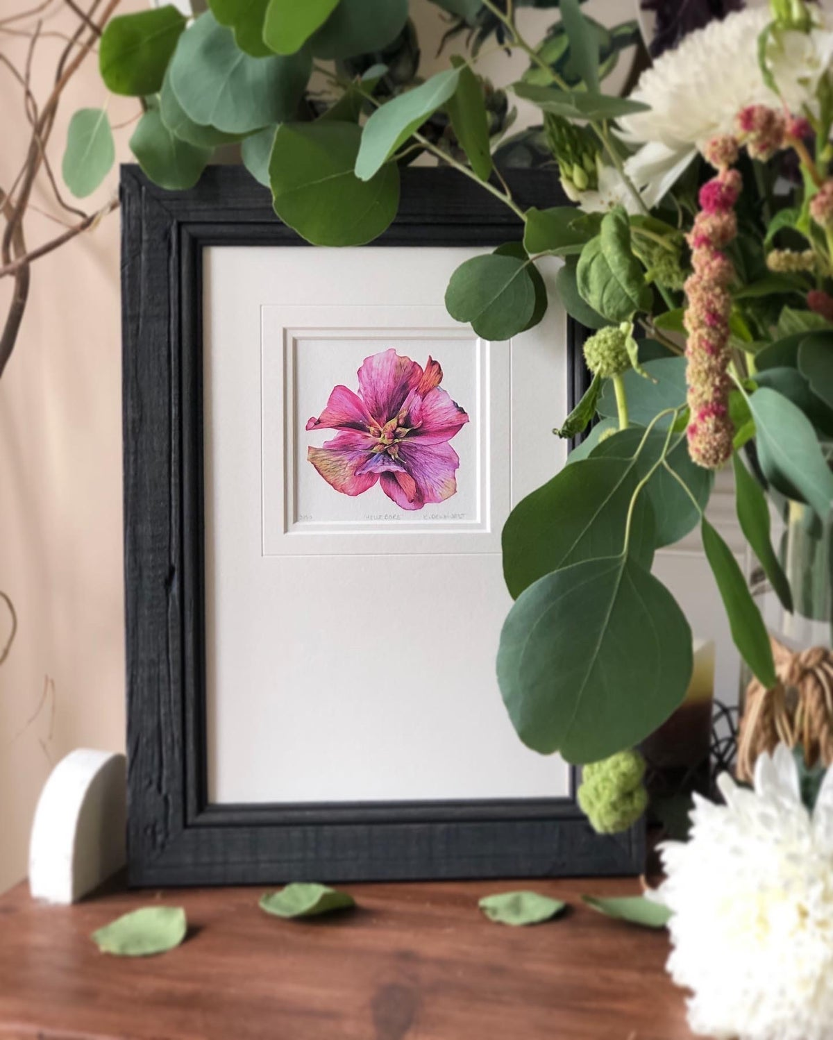 Image of 'Hellebore' Limited Edition Print