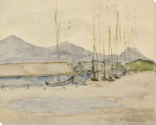 Image of Muted Seaside
