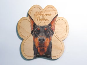 Image of Doberman Magnet