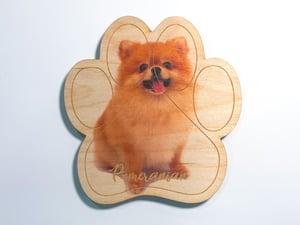 Image of Pomeranian Magnet