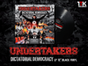 "Undertakers ""Dictatorial democracy"" LP 12"" BLACK"