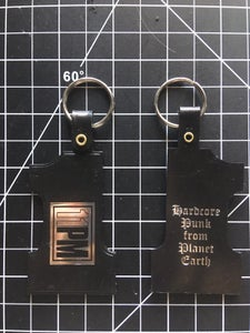 Image of 11 PM Records Key Ring