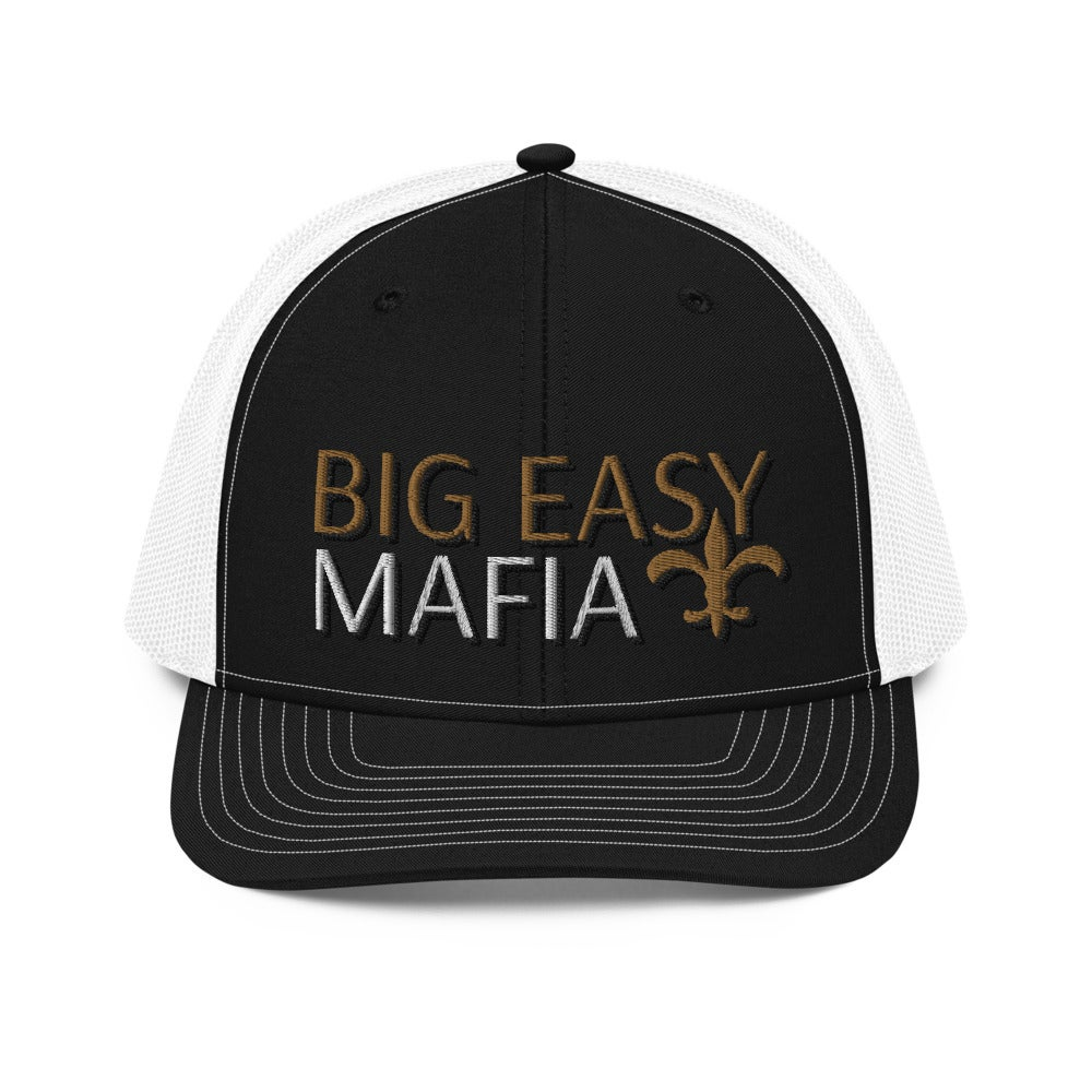 Image of Big Easy Mafia Embroidered Trucker Cap