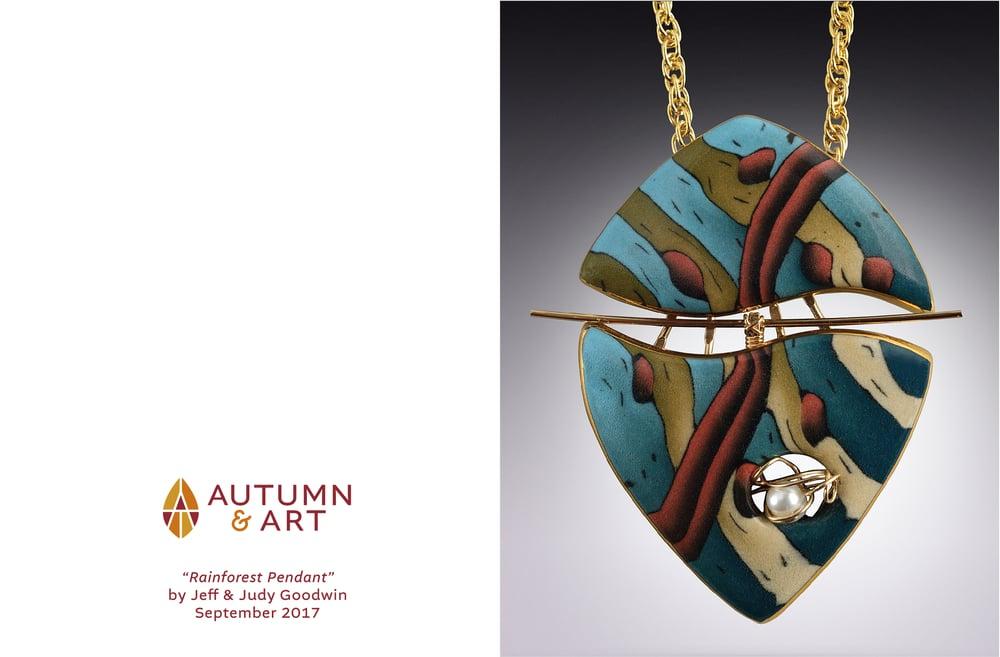 Image of Autumn & Art Featured Artist Notecards