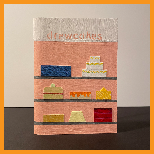 Image of DREW CAKES