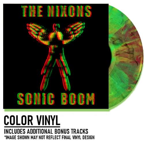 Image of Sonic Boom Colored Vinyl