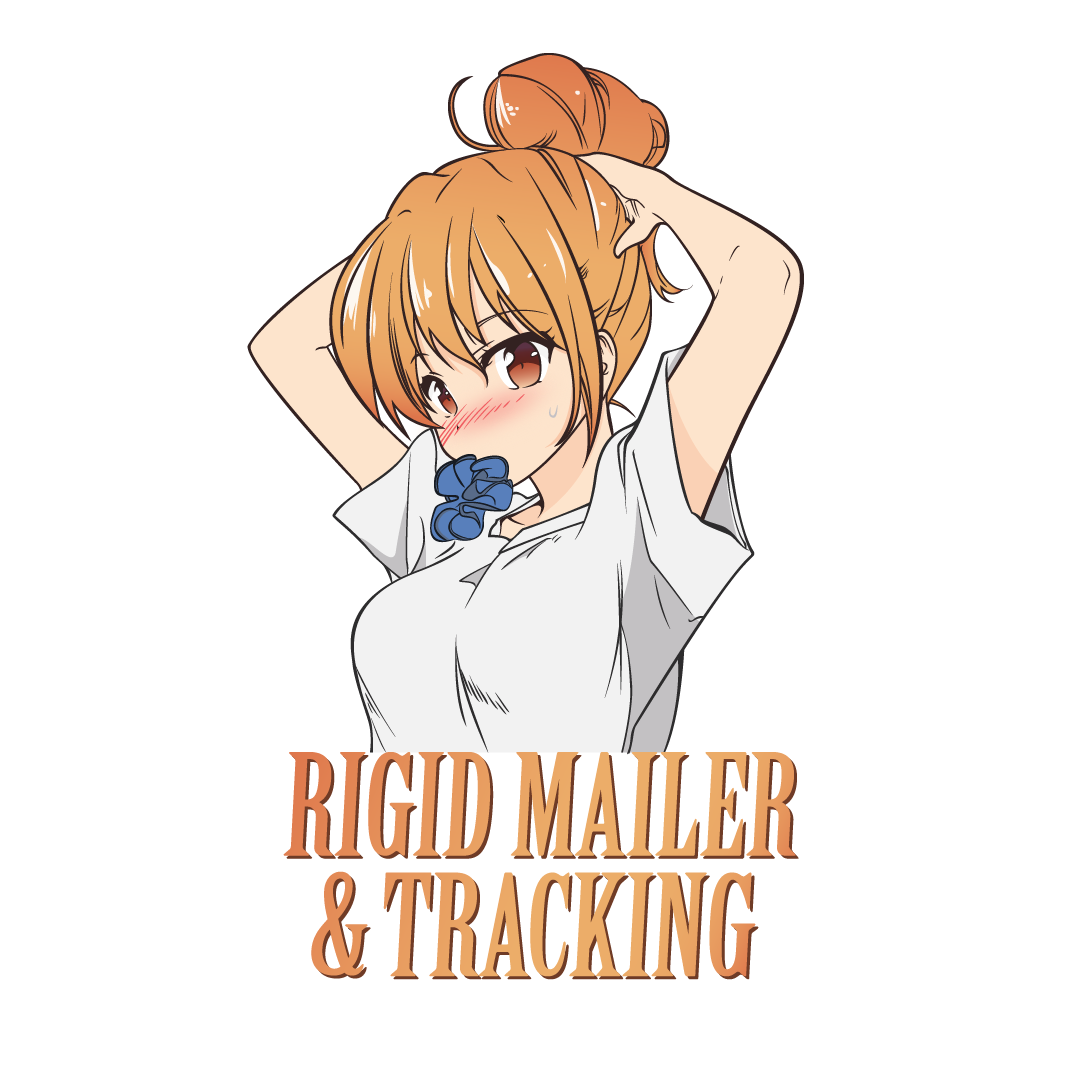 Image of Rigid mailer w/ tracking