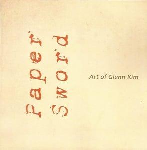 Image of Paper Sword: Art of Glenn Kim